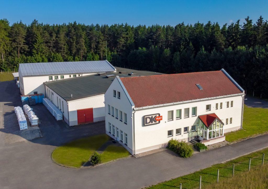 sídlo společnosti DK-PLAST, spol. s r.o.